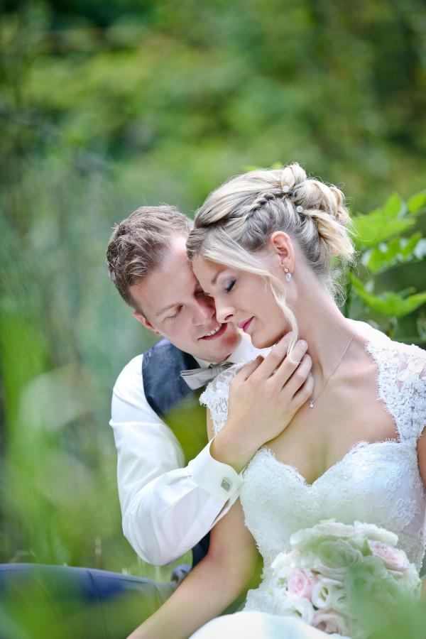 Wedding in love
